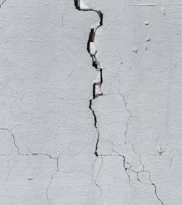 imperfection d'une construction