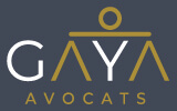 Logo Gaya Avocats Angers